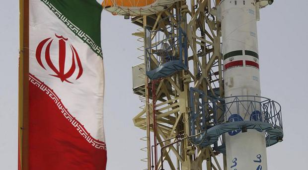 Iran has launched a satellite into earth orbit, according to state television (Iranian Defense Ministry)