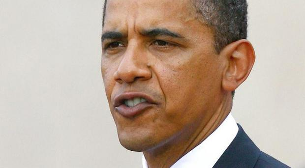 The White House has insisted that Barack Obama has the authority to continue US military action in Libya