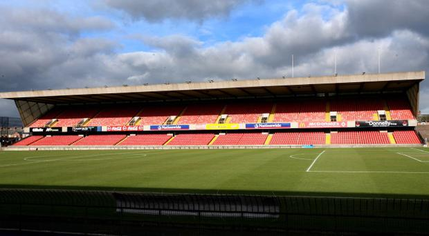 Windsor Park's capacity is et to be increased from 13,000 to 18,000
