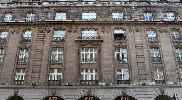 The Ritz hotel was among a number of possible terror targets being considered by a senior al Qaida leader