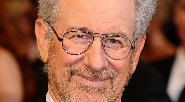 Is Steven Spielberg looking for script ideas for Jurassic Park 4?