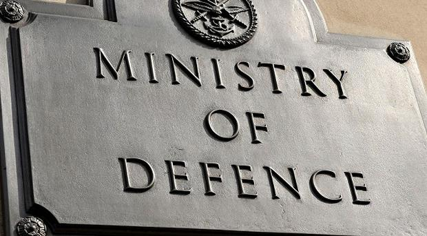 Two British soldiers have been killed in Afghanistan, the MoD said