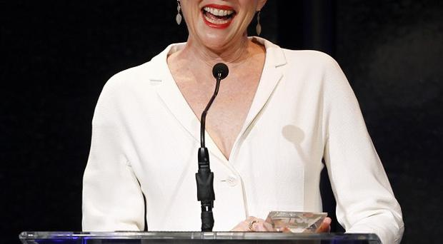 Annette Bening is reportedly in talks for a role in He Loves Me