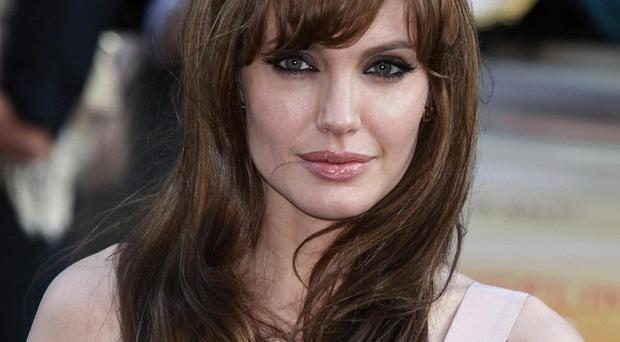 Angelina Jolie is a United Nations goodwill ambassador