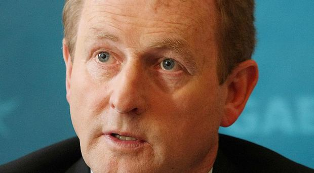 Taoiseach Enda Kenny has guaranteed that there will not be any income tax hikes in the budget