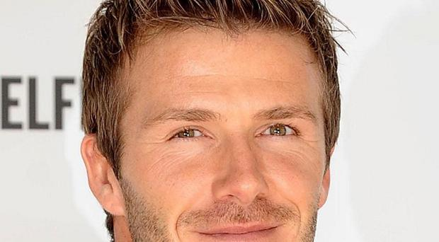 On the eve of Father's Day, David Beckham has spoken out about the devastating effects of malaria