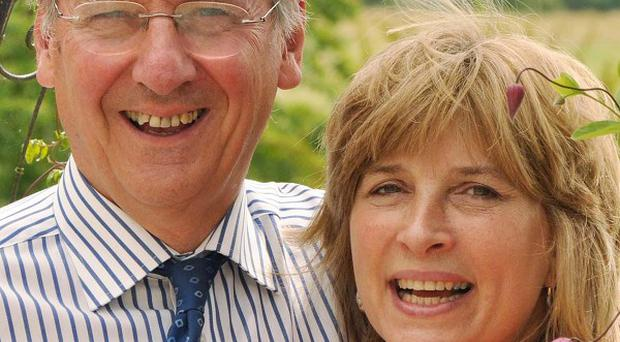 James and Jacqueline Balmer, from Cirencester, died after their light aircraft crashed into a mountain near the French Riviera