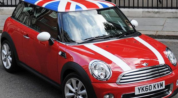 The Mini is being highlighted for Refugee Week as a classic British thing brought to these shores by people fleeing persecution
