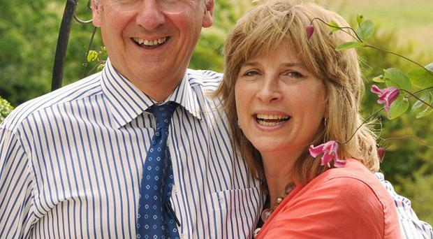 James and Jacqueline Balmer died after their small plane crashed into a mountain near the French Riviera