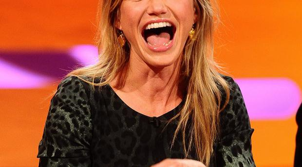 Cameron Diaz says working with Justin Timberlake on Bad Teacher was a dream