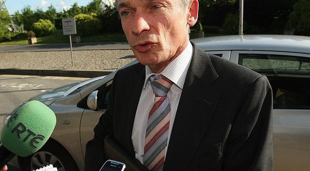 Richard Bruton welcomed news that telecoms giant Ericsson is to create 100 high-skilled jobs in Athlone