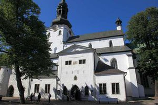 Magnificent: Toomkirik, or Church of the Virgin Mary
