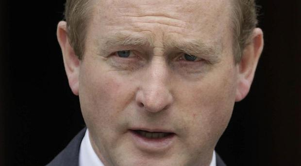 Taoiseach Enda Kenny Taoiseach Enda Kenny is to attend a meeting of the British-Irish Council where the economy and energy will be on the agenda