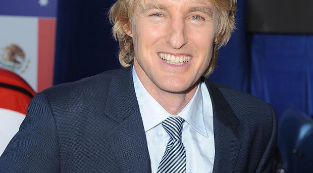 Owen Wilson doesn't like listening to his own voice