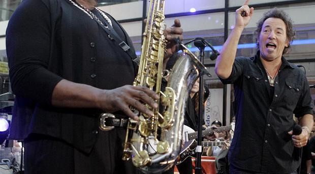 Bruce Springsteen's saxophone player Clarence Clemons has died in Florida at age 69
