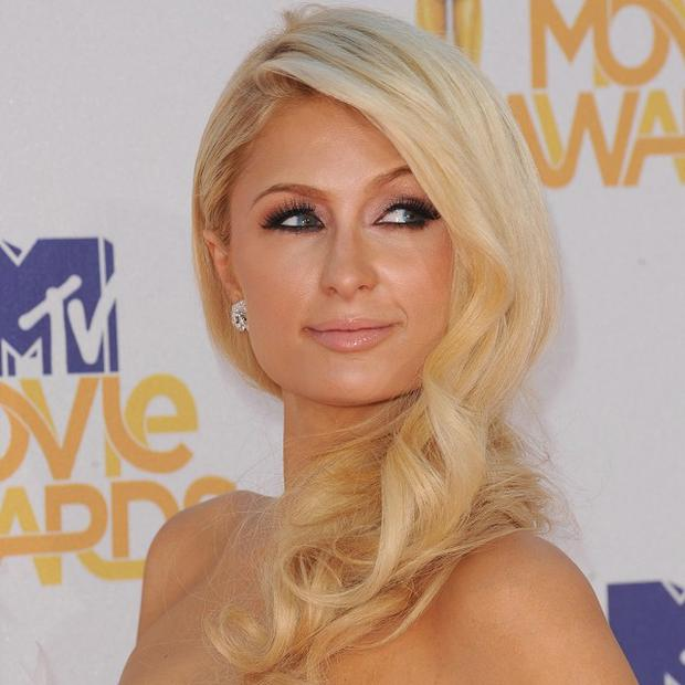 Paris Hilton has started eating organic food