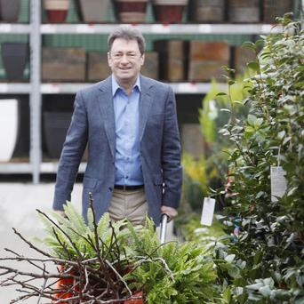 Alan Titchmarsh scored more viewers than Gardener's World