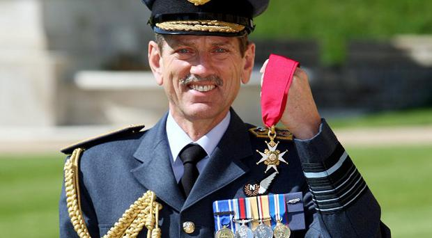 Air Chief Marshal Sir Simon Bryant warned operations in Afghanistan and Libya were placing a 'huge' demand on resources