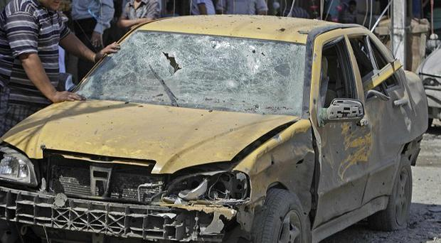 Several people have been killed in car bomb attacks in Baghdad over the past few days (AP)