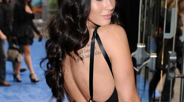 Megan Fox starred in the first two Transformers movies