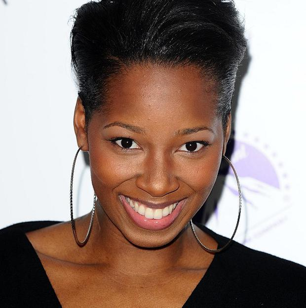 Jamelia has accused the police of racism
