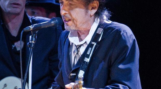 Bob Dylan also performed at London's Finsbury Park this month