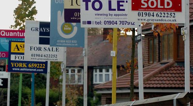 More than three million properties bought since 2006 are worth less than their purchase price, it is claimed