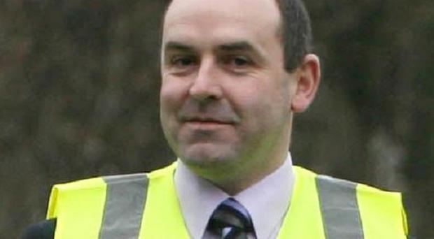 Noel Brett, Road Safety Authority chief executive, hailed the Irish road safety figures