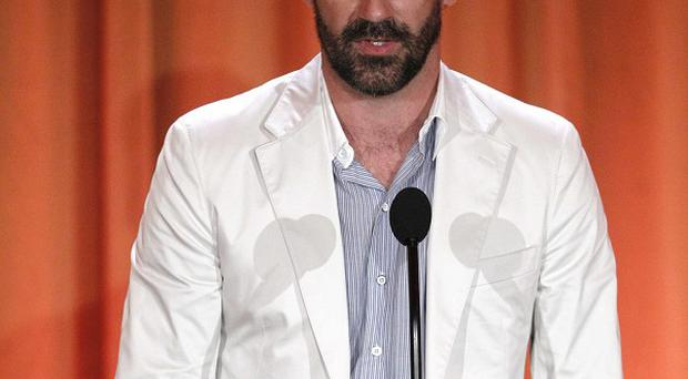 Jon Hamm has made his name on Mad Men