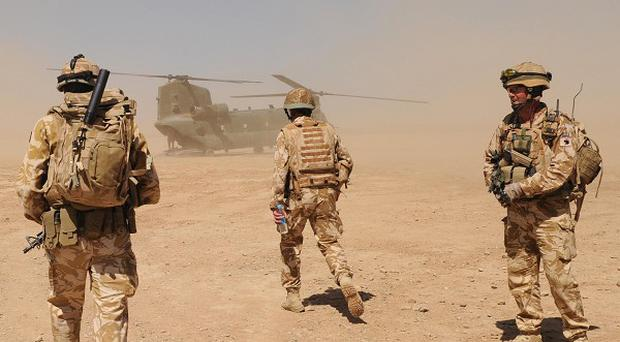 Commanders on both sides of the Atlantic have suggested they want the timetable for extracting forces from Afghanistan to be slower