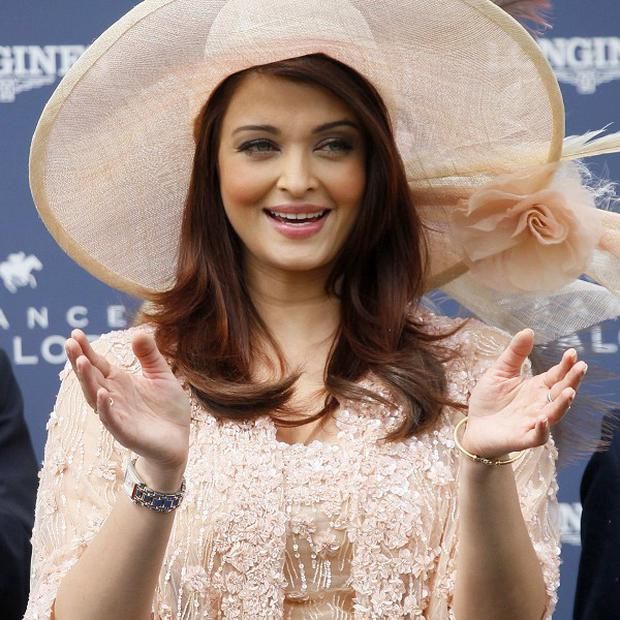 Indian Actress Aishwarya Rai starred in Bride And Prejudice