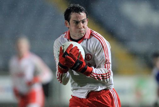 Tyrone back Davy Harte is eyeing a third successive Ulster final appearance as well as his third All-Ireland medal