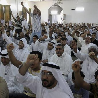 Bahraini Shiite Muslims have carried out a series of protests about their rights(AP)