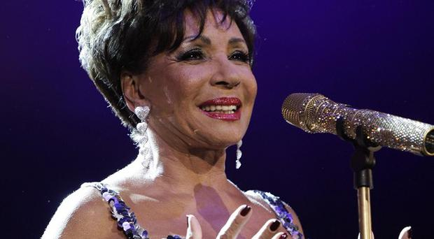 Dame Shirley Bassey started off singing in working men's clubs