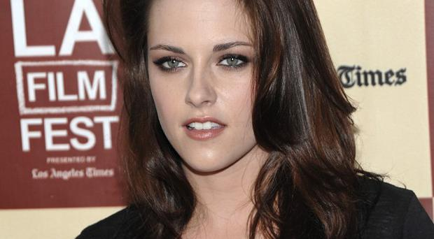 Kristen Stewart was at the premiere of A Better Life