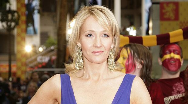 JK Rowling has launched the mysterious new website