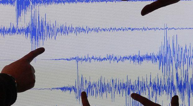 A magnitude-6.7 earthquake has been reported off north-eastern Japan