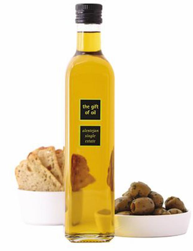 <b>ALENTEJAN (EV): </b>The secret to this smooth, buttery, creamy oil from southern Portugal is that there's just hours between hand-picking and pressing.<b> £8.85 250ml, thegiftofoil.co.uk</b>
