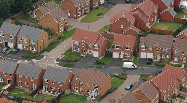 House prices continued to fall during May with the drop over the last year unchanged at 12.2 per cent