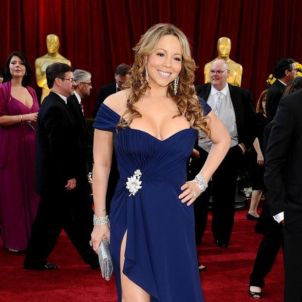 Mariah Carey gave birth to the twins two months ago
