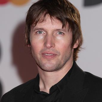 James Blunt offended some fans with the post on his Facebook page