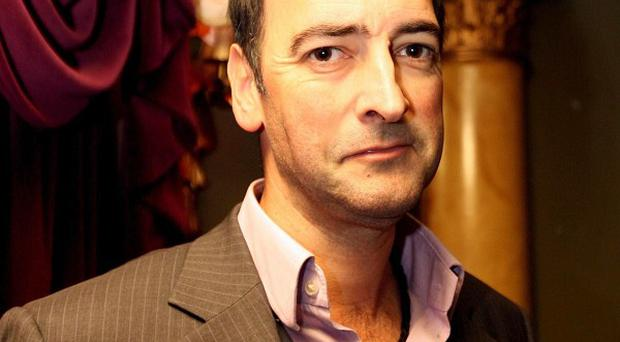 Alistair McGowan has won plaudits for previous stage roles