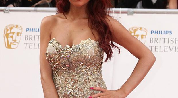 Amy Childs has no ambitions to be either an actress or a singer