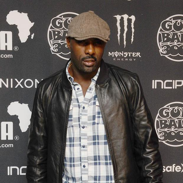 Idris Elba is currently filming Ridley Scott's Prometheus