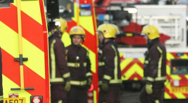 The Fire Brigades Union has said that one in four firefighters could leave the pension scheme, threatening a sharp drop in contributions