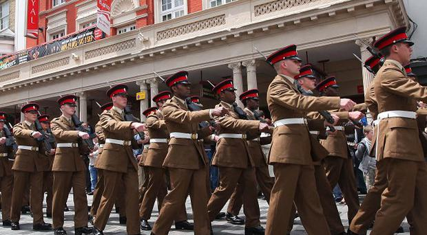 The Ministry of Defence needs a 'revolutionary' reorganisation to cope with the loss of thousands of civil servants, a new study has found