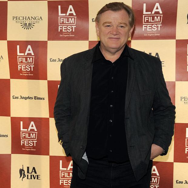 Brendan Gleeson attended the premiere of The Guard in LA
