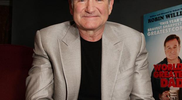 Robin Williams has apparently joined the cast of the wedding comedy