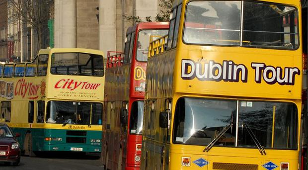 Hotels are going bust at the rate of one a week, despite Ireland's popularity as a tourist destination, a survey has revealed