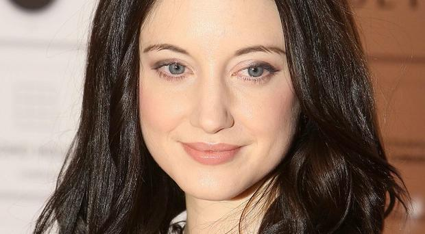 Andrea Riseborough will next appear in Madonna's WE